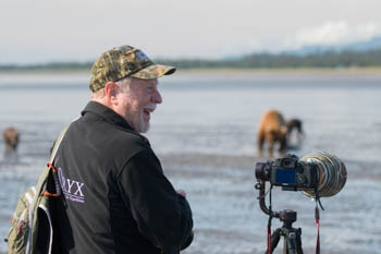 Grizzly Bear Photo Workshop