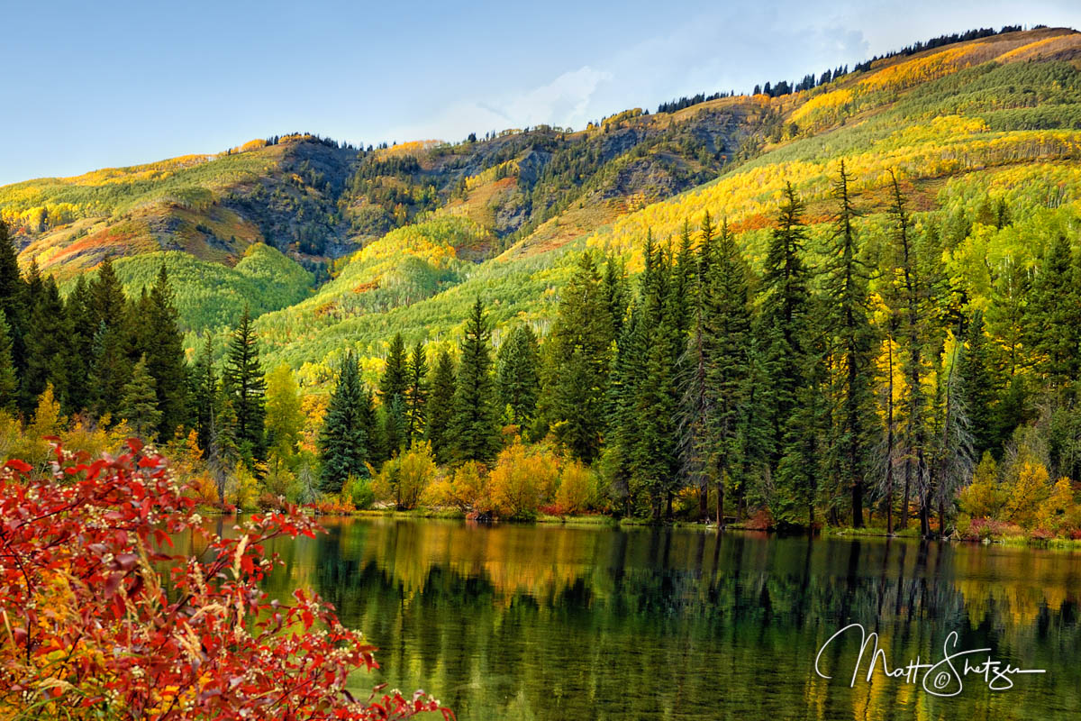 Colorado Fall Colors Photo Workshop - Shetzers Photography