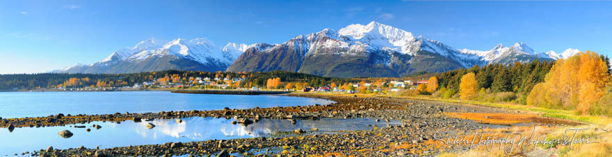 The Fall Colors of Haines Alaska